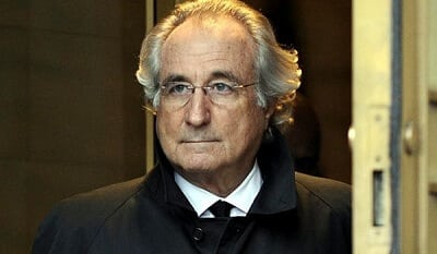 Bernard Madoff - Ponzi Scheme